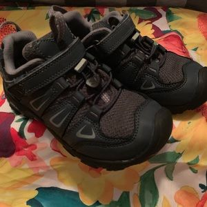 KEEN Sneaker Blue Grey Toddler Size 12 EUC